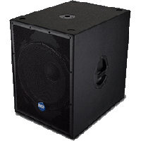 SUBWOOFER AUTOAMPLIFICADO RCF 4PRO 8003-AS II