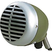 MICROFONO ARMONICA SHURE 520DX