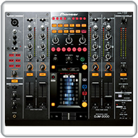 Mesas DJ