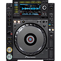 REPRODUCTOR CD DJ PIONEER CDJ-2000NXS