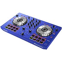 CONTROLADOR MIDI DJ PIONEER DDJ-SB-L PARA SERATO AZUL