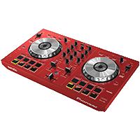 CONTROLADOR MIDI DJ PIONEER DDJ-SB-R PARA SERATO ROJO