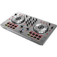 CONTROLADOR MIDI DJ PIONEER DDJ-SB-S PARA SERATO PLATA
