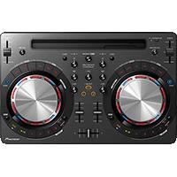 CONTROLADOR MIDI DJ PIONEER DDJ-WeGO3-K NEGRO