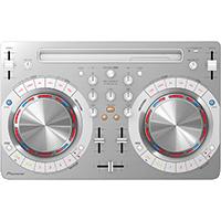 CONTROLADOR MIDI DJ PIONEER DDJ-WeGO3-W BLANCO