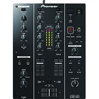 MEZCLADOR DIGITAL DJ PIONEER DJM-350