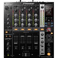 MEZCLADOR DIGITAL DJ PIONEER DJM-750-K NEGRA