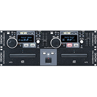 REPRODUCTOR CD/MP3 DOBLE DJ DENON DN-D4500