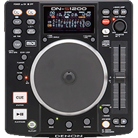 REPRODUCTOR CD/MP3/USB DJ DENON DN-S1200