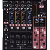 MEZCLADOR DIGITAL DJ DENON DN-X1700