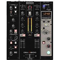 MEZCLADOR DIGITAL DJ DENON DN-X600