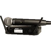 CONJUNTO INALAMBRICO DIGITAL SHURE GLXD24E/SM58