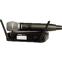 CONJUNTO INALAMBRICO DIGITAL SHURE GLXD24E/SM86