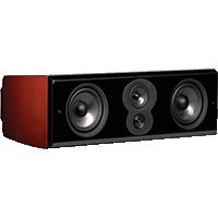 CAJA CENTRAL POLK AUDIO LSiM706c