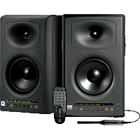 PACK MONITOR AUTOAMPLIFICADO JBL LSR4326PACK