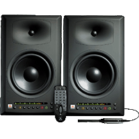 PACK MONITOR AUTOAMPLIFICADO JBL LSR4328PACK