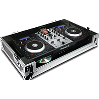 FLIGHT CASE NUMARK MIXDECK CASE