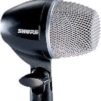 MICROFONO BOMBO SHURE PG52XLR