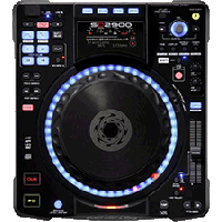 REPRODUCTOR CD/MP3/USB DJ DENON DN-S2900