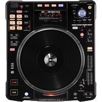 REPRODUCTOR CD/MP3/USB DJ DENON DN-S3900