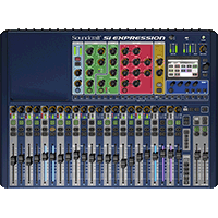 MEZCLADOR DIRECTO DIGITAL SOUNDCRAFT Si EXPRESSION 2