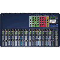 MEZCLADOR DIRECTO DIGITAL SOUNDCRAFT Si EXPRESSION 3