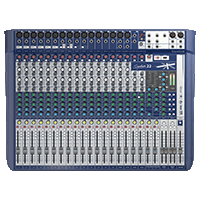 MEZCLADOR DIRECTO SOUNDCRAFT SIGNATURE 22