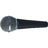 MICROFONO VOCAL SHURE SM48