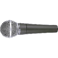 MICROFONO VOCAL SHURE SM58