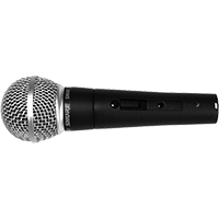 MICROFONO VOCAL SHURE SM58S