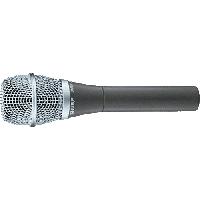 MICROFONO VOCAL DE CONDENSADOR SHURE SM86