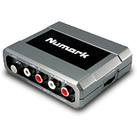 INTERFAZ DE AUDIO USB NUMARK STEREO I/O