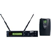 CONJUNTO INALAMBRICO SHURE UHF EULXP4+ULX1
