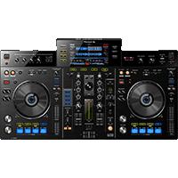 CONTROLADOR MIDI DJ PIONEER XDJ-RX